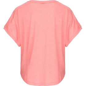 super.natural Motion Peyto T-shirt Femme, georgia peach melange